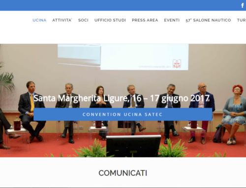 Portale per la Confindustria Nautica Italiana